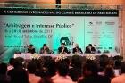 X Congresso Internacional do Comitê Brasileiro de Arbitragem – CBAr  - Brasília - Dia 18/09/2011
