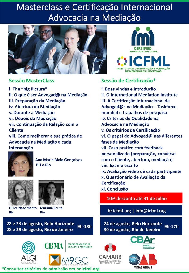 Cartaz-Masterclass-Certificacao-ICFML-IMI-Advocacia-na-Mediacao