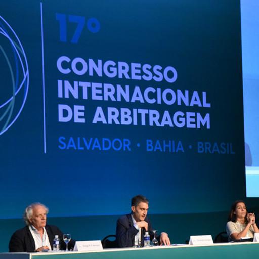 17º Congresso Internacional de Arbitragem