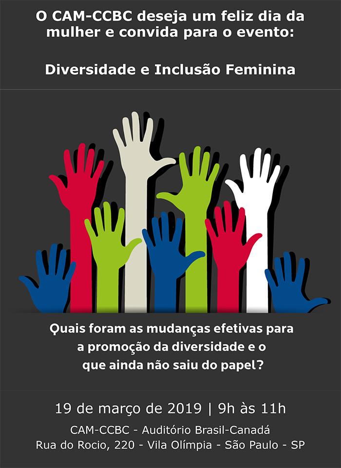 Diversidade e Inclusão Feminina