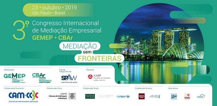 III Congresso Internacional de Mediação Empresarial